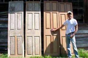 Реставрация дверей без специалистов