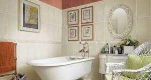 Кантри и прованс в ванной: что есть что