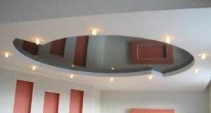Выбираем потолок