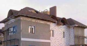 Способы утепления фасада
