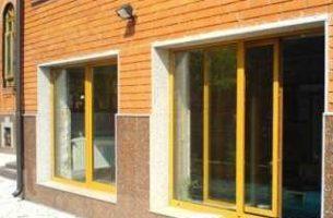 Цветные окна – оригинальное решение металлопластиковых систем