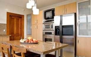 Холодильник - неотъемлемый элемент дизайна кухни