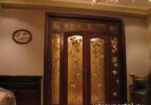 Особенности установки двухстворчатых межкомнатных дверей