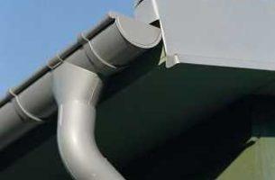 Водосточные системы из стали и пластика