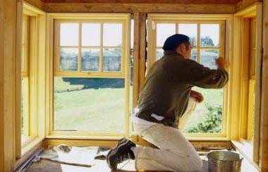 Реставрация, окраска и утепление деревянных окон