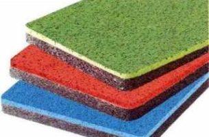 Спортивное резиновое покрытие