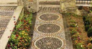 Гранитная брусчатка – лучший материал для тротуарного покрытия
