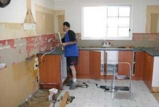 Основные материалы для ремонта на кухне