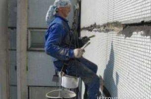 Как происходит герметизация швов в панельных домах