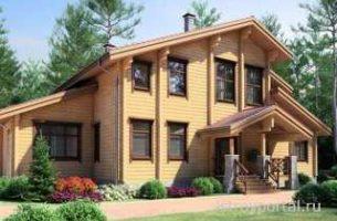 Установка и ремонт фундамента деревянного дома