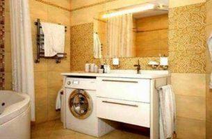 Мыльница в интерьере ванной комнаты