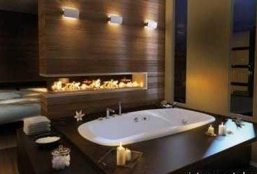 Подбираем детали интерьера для ванной комнаты
