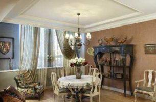 Ремонт и отделка квартир в стиле Бидермейер