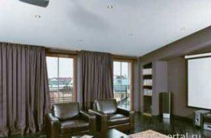 Какими преимуществами обладают современные натяжные потолки