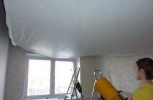 Натяжные потолки: советы и рекомендации