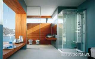 Советы при выборе душевой кабины и ванны