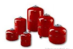 Выбираем расширительный бак для системы отопления частного дома