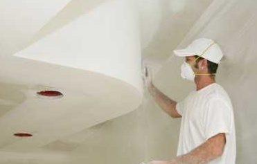 Потолок делаем сами – гипсокартон в помощь!