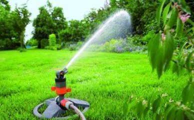 Современные дождеватели для полива
