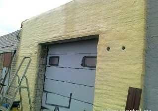 Как утеплить гараж своими руками