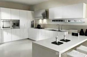 Ах, эта белая кухня…