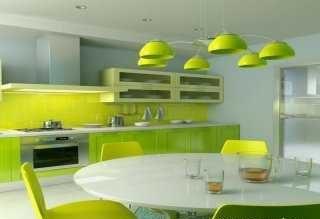 Выбор оформления для вашей кухни