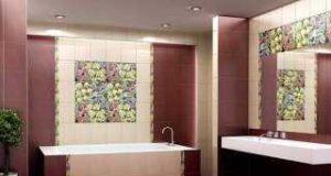Альтернативные дизайнерские решения: ванная без плитки