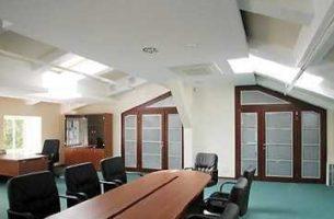 Особенности отделки офисных помещений