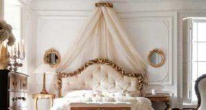Спальня в итальянском стиле – изысканность и утонченность
