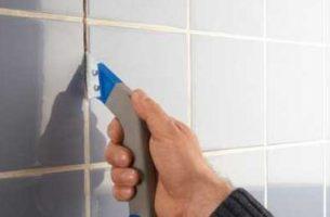 Как почистить швы между плиткой