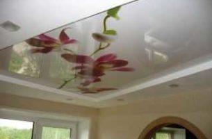 Натяжные потолки – стильные решения для Вашего дома