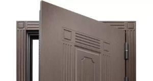 Металлические стальные двери