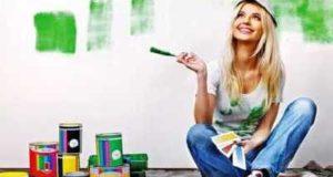 Виды красок для стен и их свойства