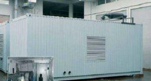 Контейнер Север - электрификация в любых климатических условиях