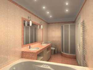 Ремонт ванной комнаты без хлопот