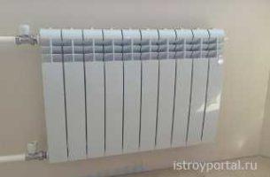 Биметаллические радиаторы: современное и практичное решение
