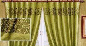 Цвета штор и их влияние на интерьер