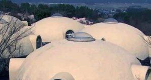 Купольные дома по японской технологии