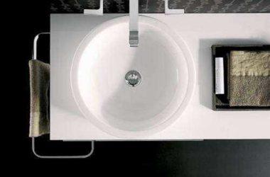 Преимущества и разновидности врезных умывальников для ванной