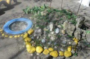 Каменистая горка