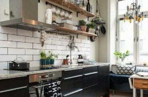 Дизайн кухни в разных стилях