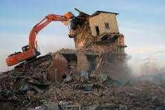 Техника для демонтажа конструкций