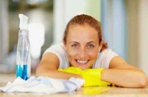 Эффективные способы уборки коттеджа
