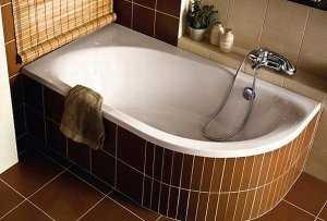 Выбираем ванну чугунную или акриловую