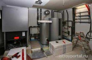 Тепловые насосы воздух-вода как современное отопительное оборудование для частного дома