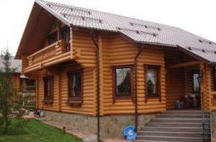 Утепление кровли в деревянном доме