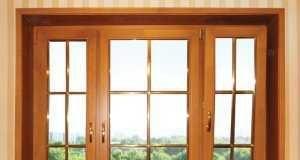 Из какой древесины изготавливают деревянные окна