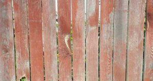 Декоративный деревянный забор своими руками