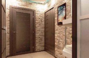 Дизайн коридора при ремонте в квартире