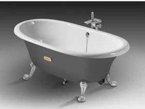 Как установить чугунную ванну самостоятельно